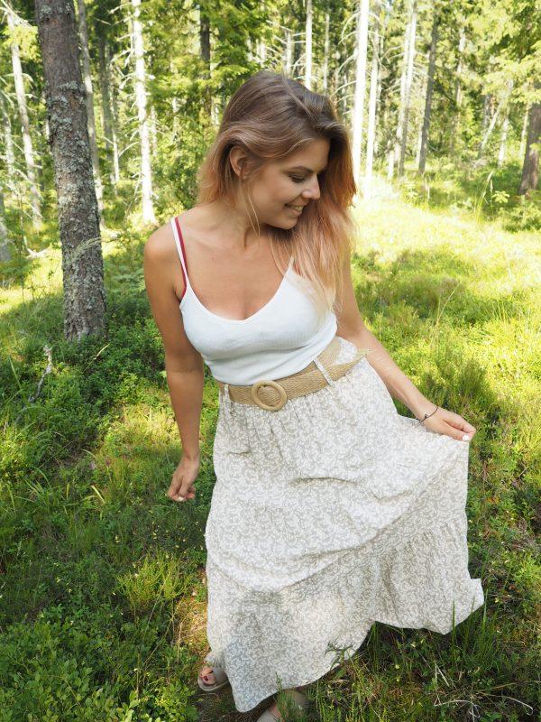 Anniina - Viskoosihame beige